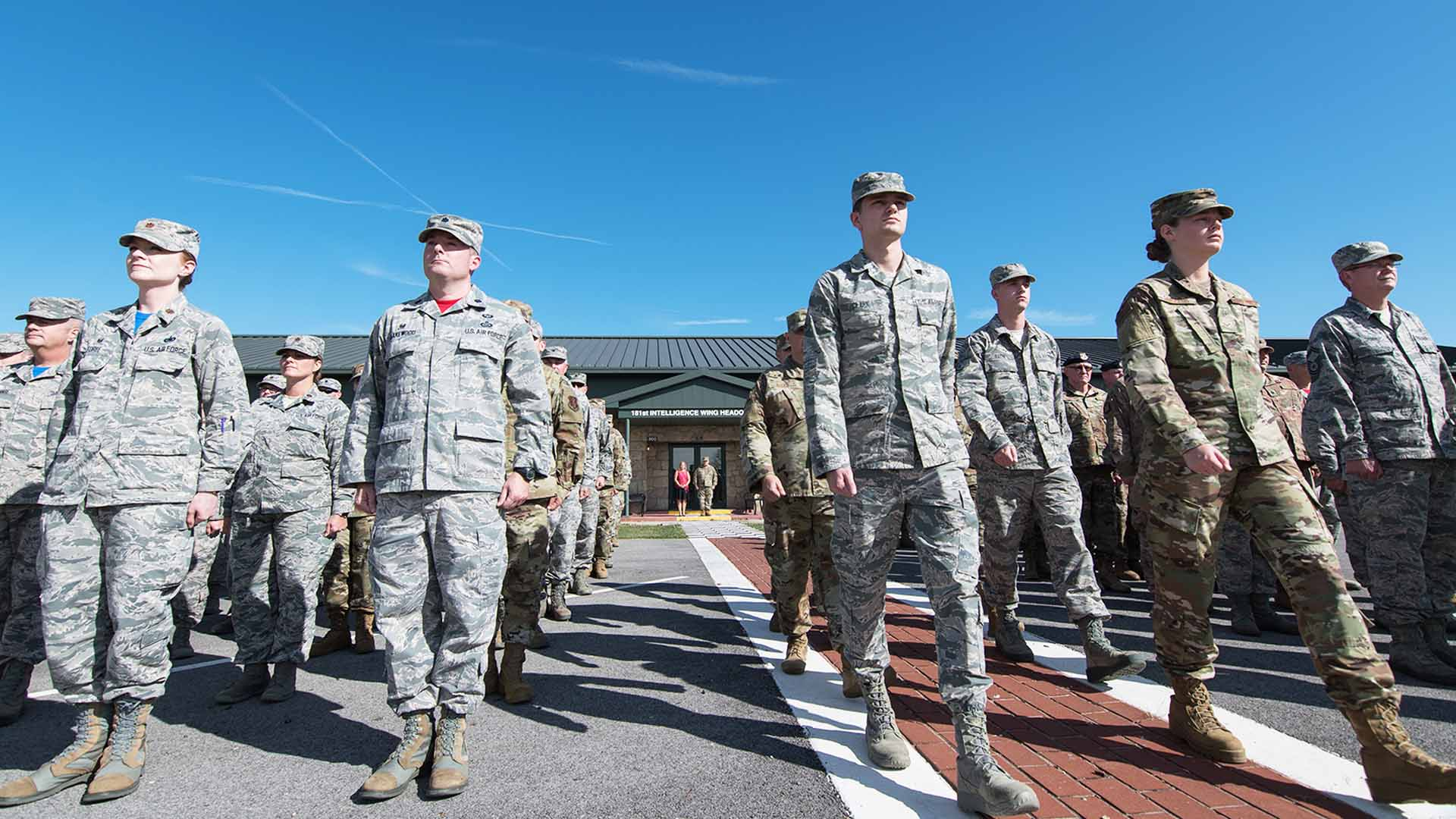 """""""Dice out"""": Alderdice retires after nearly 40 years of military service"""