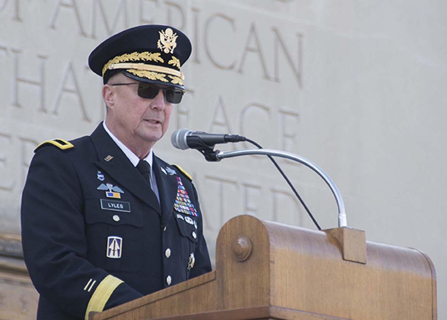New Adjuant General Assumes Command