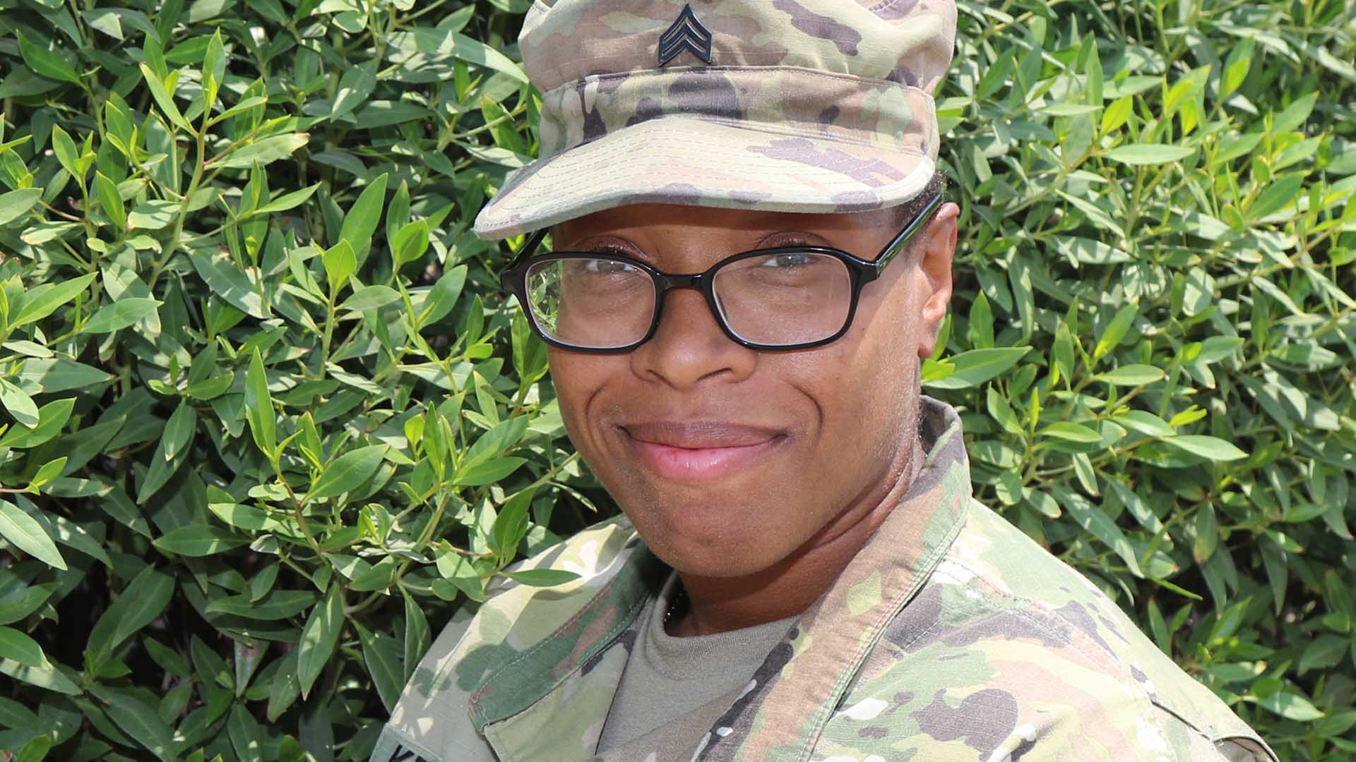 Indiana Army National Guard sergeant continues service to state and nation